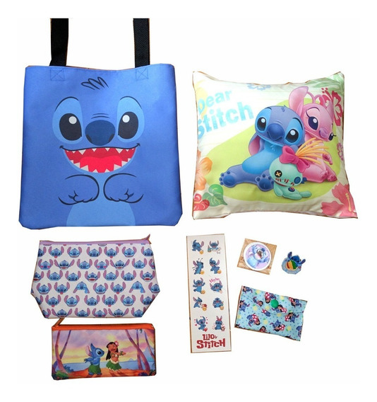 Set Especial Para Regalo De Lilo & Stitch Disney