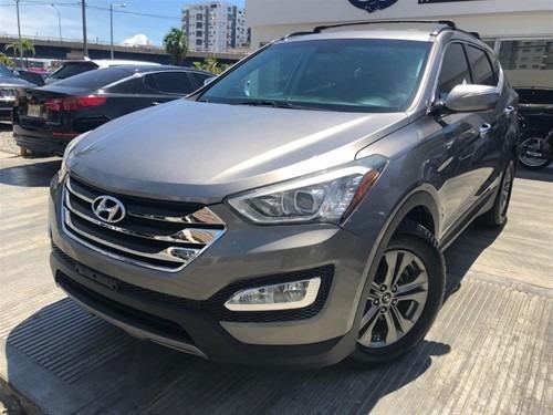 Hyundai Santa Fe 2014 Full Clean Piel Camara Pantalla