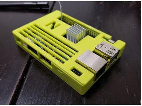 Kit Com 10 Case Para Banana Pi M3