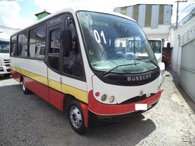 Micro Ônibus Rodoviario Busscar 2001/2001 Único Dono