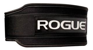 Cinto Cinturão Rogue 5 Crossfit Lpo Powerlifting Musculação