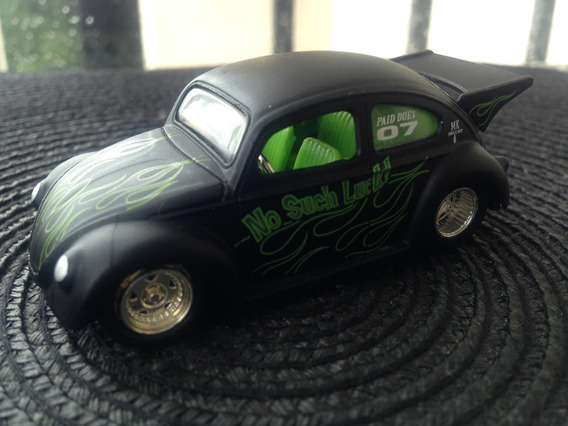 Jada Toys 1959 Volkswagen Beetle 1/64 (loose) - Preto Fosco