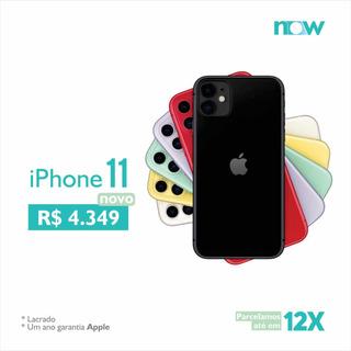 iPhone 11 64gb Preto E Vermelho