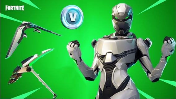 Fortnite Eon Skin + 2000 V-bucks - Pc Xbox Ps4 Switch Mobile