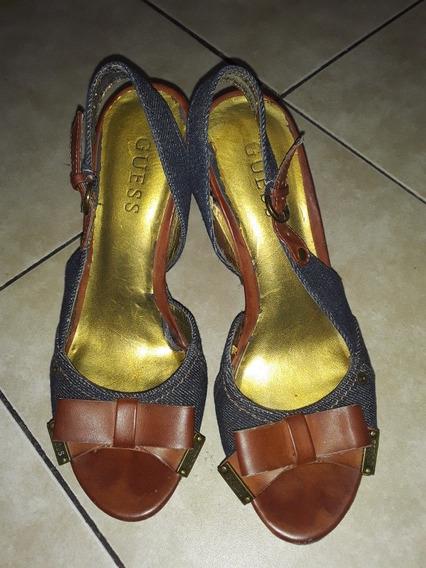 Zapatos Guess Taco Chino