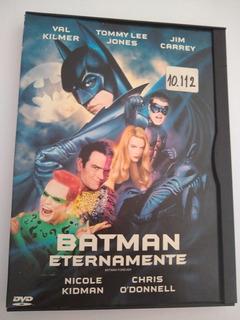 Dvd Original- Batman Eternamente