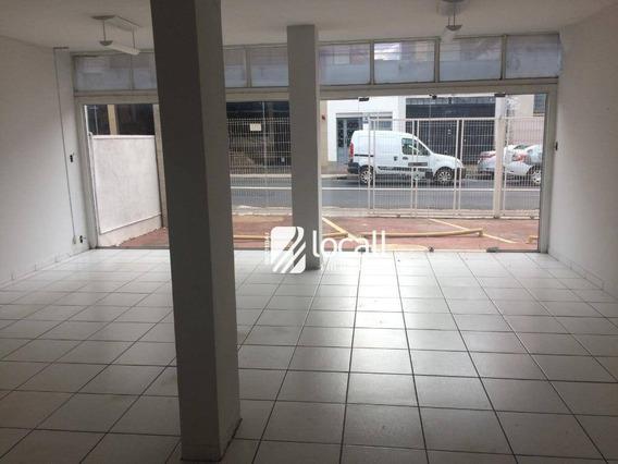 Casa Para Alugar, 712 M² Por R$ 19.000,00/mês - Centro - São José Do Rio Preto/sp - Ca1966