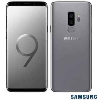 Samsung Galaxy S9 G-9600 128gb Tela 5.8 4gb De Ram Vitrine