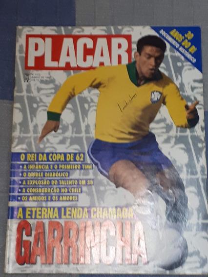 Revista Placar - A Eterna Lenda Chamada Garrincha