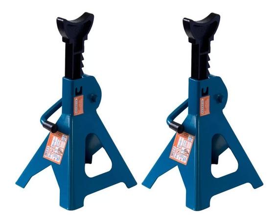 Cavalete Mecânico 3 Toneladas Bovenau Ct3000 - 1 Par Ct3000