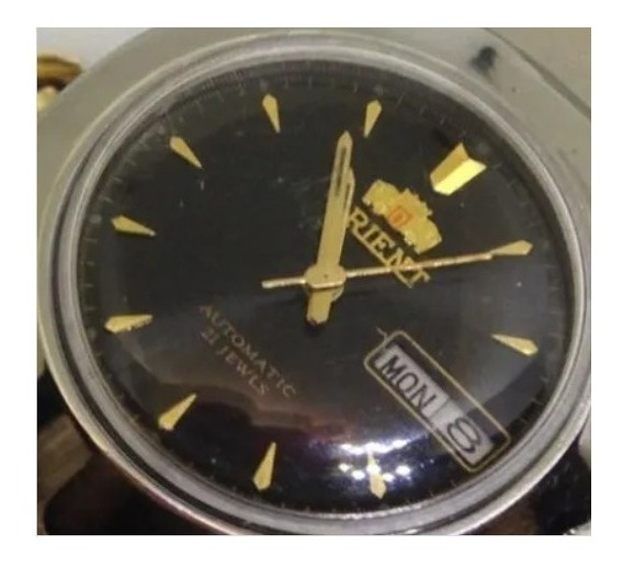 Relógio De Pulso Orient Masculino Automático U06782 Webclock