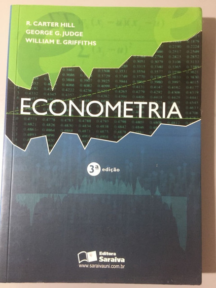 Econometria - Carter Hill, Judge, Griffiths