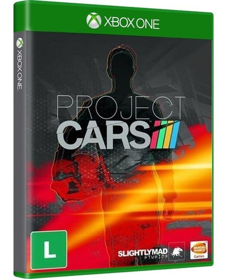 Project Cars - Midia Fisica Original E Lacrado - Xbox One