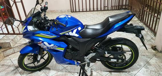 Suzuki Gixxer Sf 2019