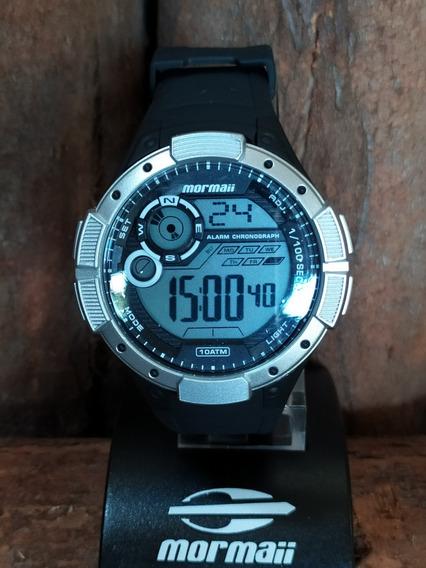 Relógio Mormaii Masculino Mod Mo1590aa/8k - Original Com Nf