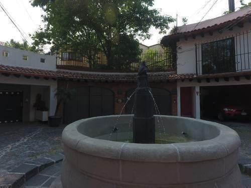 Casa En Venta En Col. Tlacopac