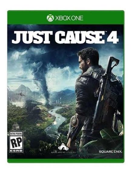 Just Cause 4 Xbox One Física Usado Madgames