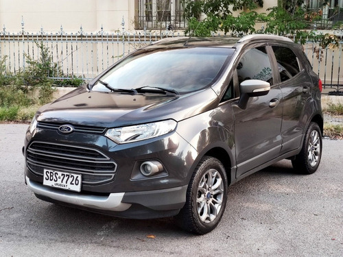 Ford Ecosport 1.6 Freestyle 2013 Extrafull- Excelente Estado