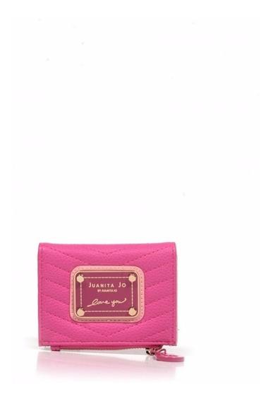 Billetera Juanita Jo Brand Mini Originales 2020