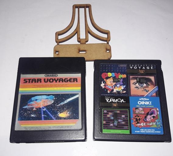 Star Voyager+4in1 Fantastic Voyage/ Turmoil/ Oink!/ Pooyan