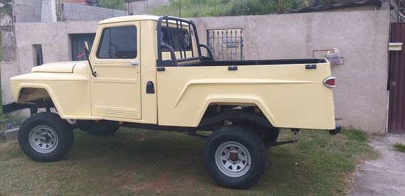 Ford Rural Willys 1961