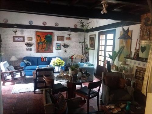 Imagem 1 de 30 de Vila Cruzeiro, 4 Dormitórios, Muito Aconchegante E Bucólico1 - Reo454025