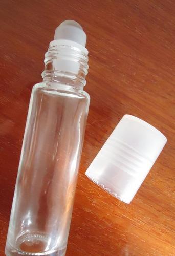 Imagen 1 de 1 de Roll-on  Vidrio Muestras Para. Perfumes, Aceites, Por 50