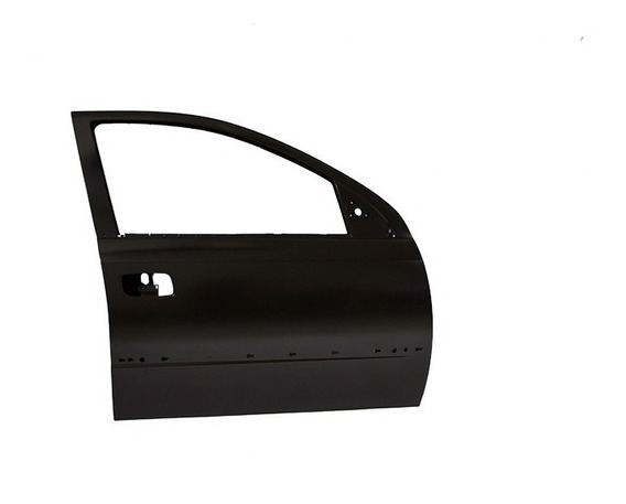 Porta Dianteira L.d. Astra Hatch/sedan 2001/---- 93324636 Gm