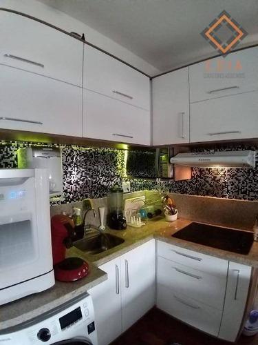 Apartamento Com 1 Dormitório À Venda, 27 M² Por R$ 290.000,00 - Campos Elíseos - São Paulo/sp - Ap44780