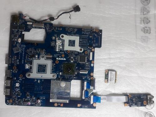 Partes Portatil Samsung Np355e Flex Video Board Leer Descrip