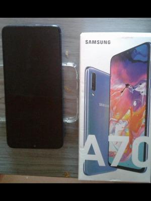 Vende-se Samsung Galaxy A70 Novinho Com Todos Acessórios
