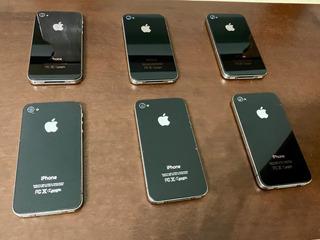 Lote De Iphones 4s No Estado Da Descrição