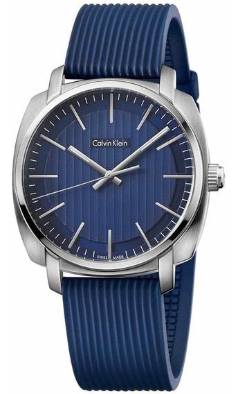 Reloj Original Caballero Marca Calvin Klein Modelo K5m311zn