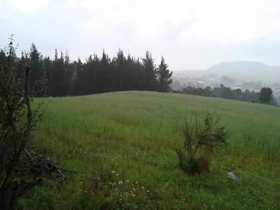 Terreno En Venta Tlalpan Ajusco Campestre