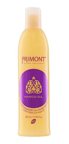 Acondicionador Maroc Oil Con Aceite De Argan - Primont
