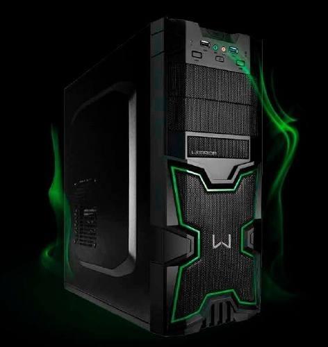 Pc Gamer Cpu Delta Intel I7 7700 8gb Ddr4 1tb Gtx 1050 Pro