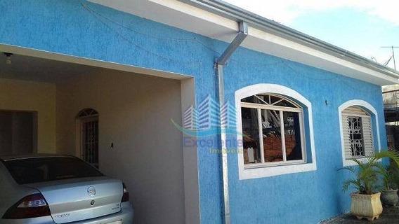 Casa Para Venda, Sumaré - Ca0128