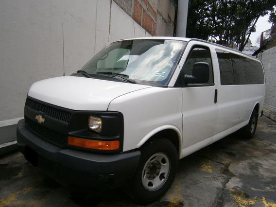 Chevrolet Express 2013 15 Pasajeros