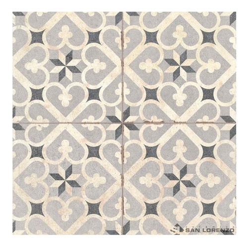 Imagen 1 de 8 de Porcelanato Antideslizante Calcareo Clover 58x58 San Lorenzo