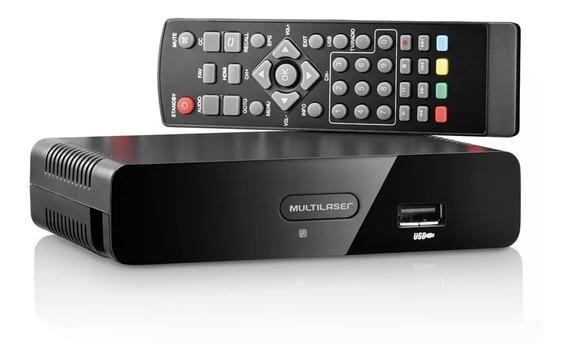Conversor E Gravador Digital Tv Multilaser Re207