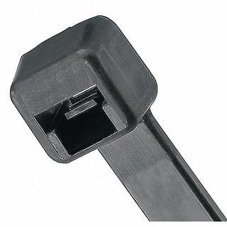 Cincho Negro P/cable (2.5x140 Mm ) Anclo Paquete 100 Pzs