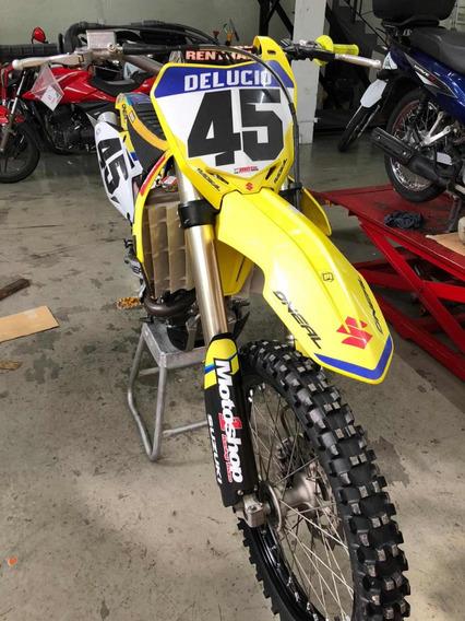 Moto Suzuki Rm-z 450 Motoshop Ezeiza