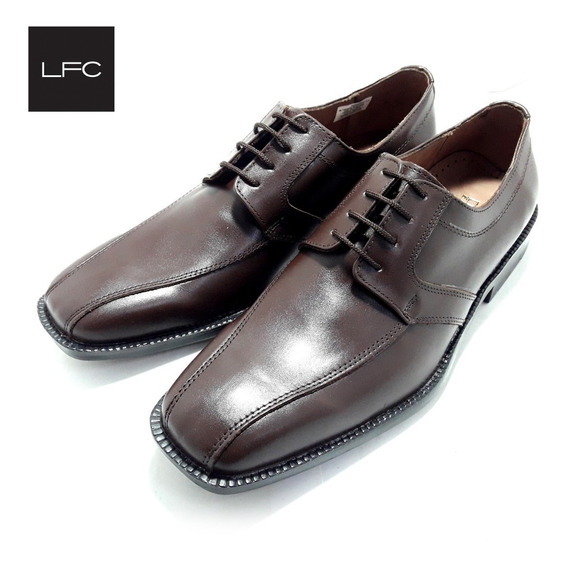 Zapato De Vestir De Hombre Cuero Legitimo (23/1141)