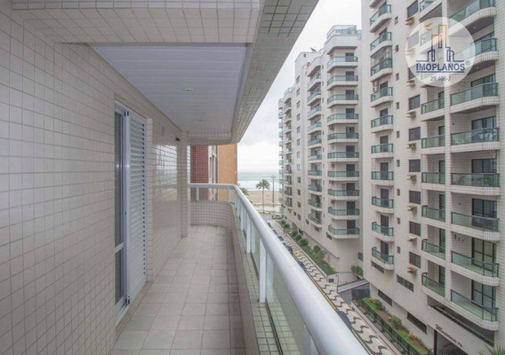 Apartamento Residencial À Venda, Canto Do Forte, Praia Grande - Ap1372. - Ap1372