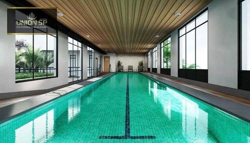 Apartamento Com 2 Dormitórios À Venda, 77 M² Por R$ 1.307.000,00 - Vila Mariana - São Paulo/sp - Ap46495