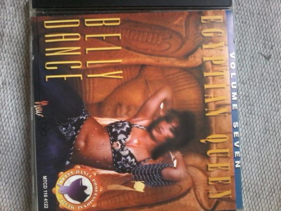 Cd Belly Dance Arabian Nigthts Vol.7,egyptian Queen.