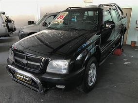 Chevrolet S10 Cd 2.4 Advantage 4x2 Gasolina Manual 2006