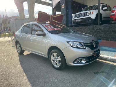 Renault Logan Dynamique1.6 Aut 1 Ano De Garantia E Ipva 2020
