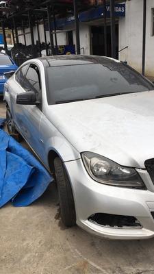 Mercedes Benz C180 Coupe Sucata Para Venda De Peças
