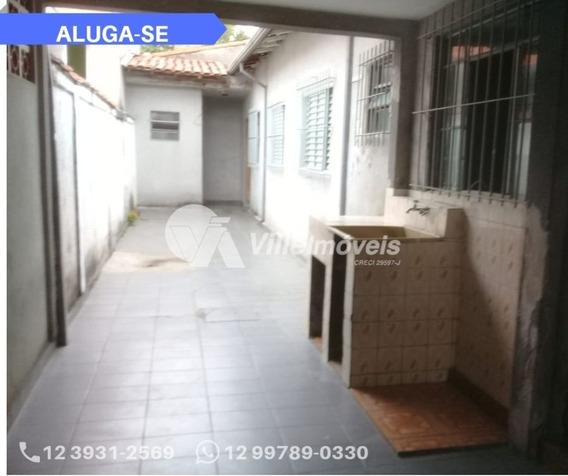 Casa Para Aluguel, 3 Dormitórios, Jardim Morumbi - São José Dos Campos - 234
